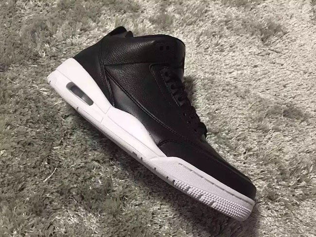 Air Jordan 3 Retro Cyber Monday Black White