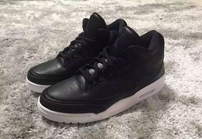 The 'Cyber Monday' Air Jordan 3 Will Not Release on Cyber Monday