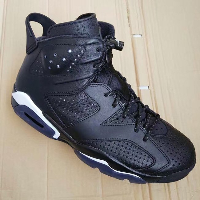 Air Jordan 6 Retro Black Cat 2016