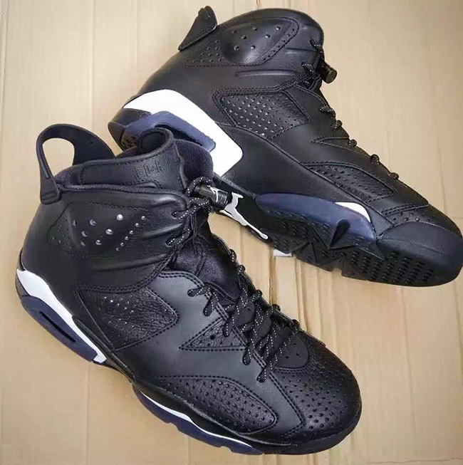 3d9d504c0f74d4 Air Jordan 6 Black Cat Release Info