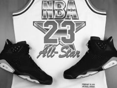 Air Jordan 6 All Star 2017