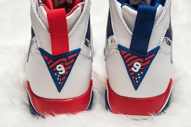 92ca34b82a26 Air Jordan 7 Tinker Olympic Alternate Release Date