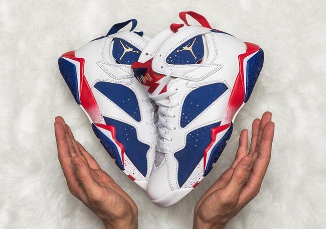 Air Jordan 7 Alternate Olympic Release Date