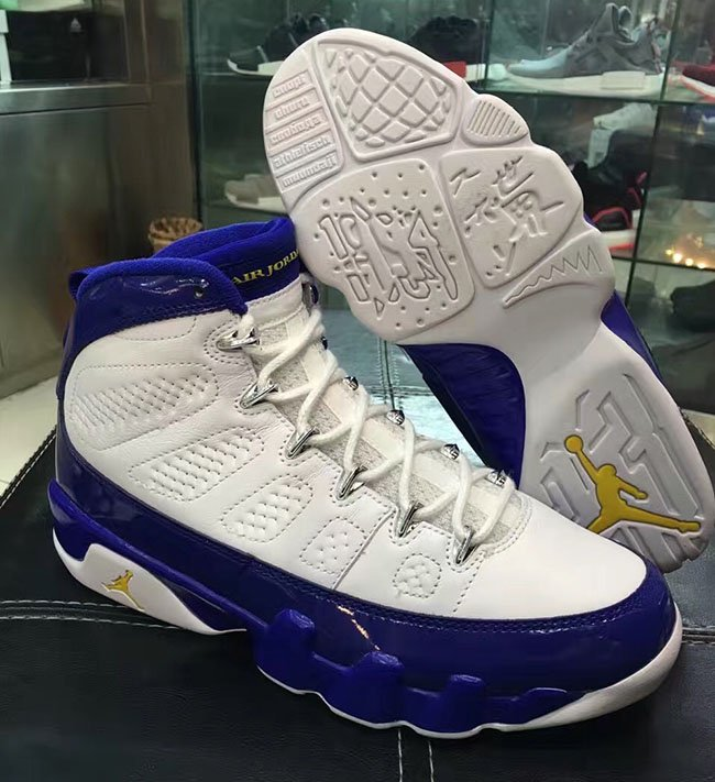 low priced 0d772 e5755 Air Jordan 9 Kobe Bryant