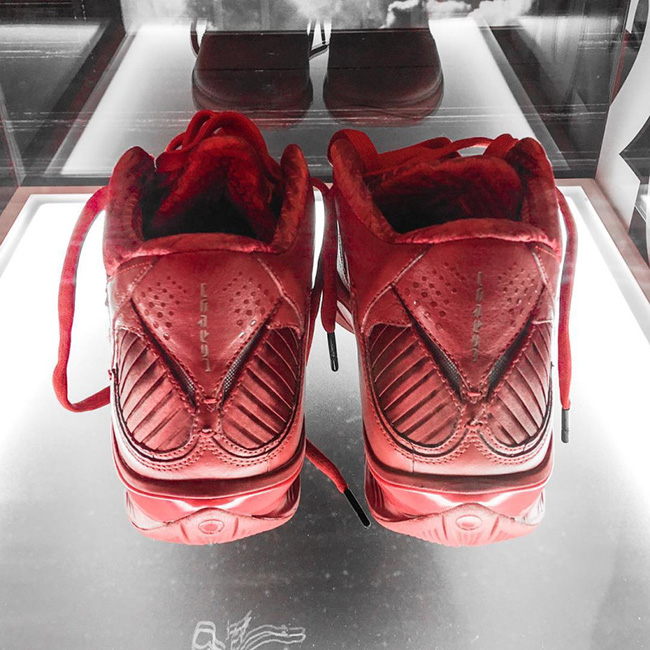 Air Jordan Banned Red Collection 2009
