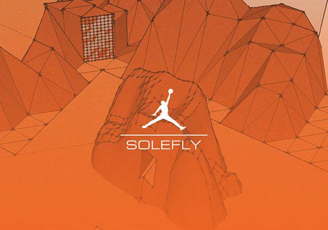Air Jordan x Sole Fly