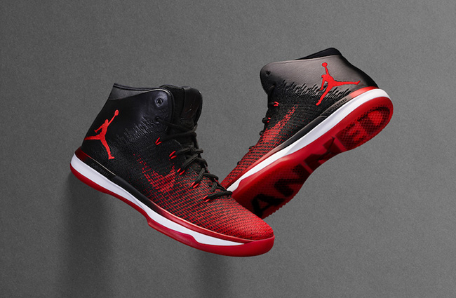 on sale 45288 a5e94 Air Jordan XXX1 Banned Release Date