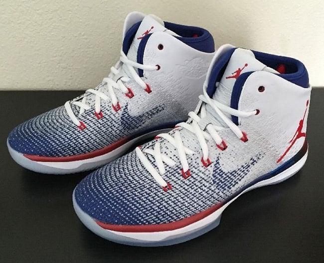 Air Jordan XXX1 Olympic Release Date