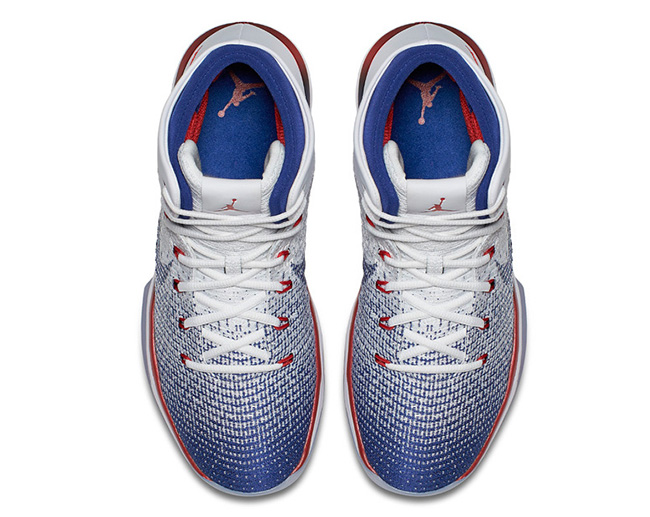 Air Jordan XXX1 Olympic USA Release