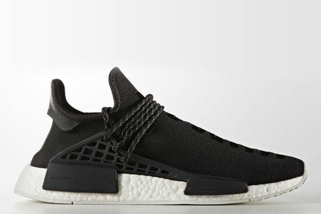 Black adidas NMD Human Race