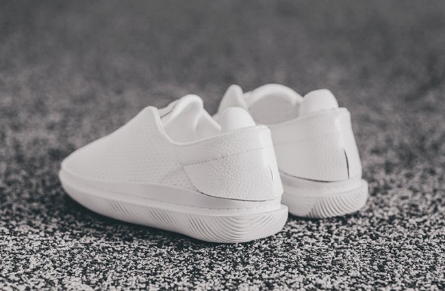 Clear Weather Convx White Mesh