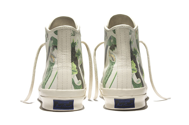 Converse Jack Purcell Signature Carnivorous Print Pack