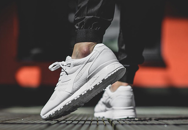 Diadora N9000 MM II Triple White