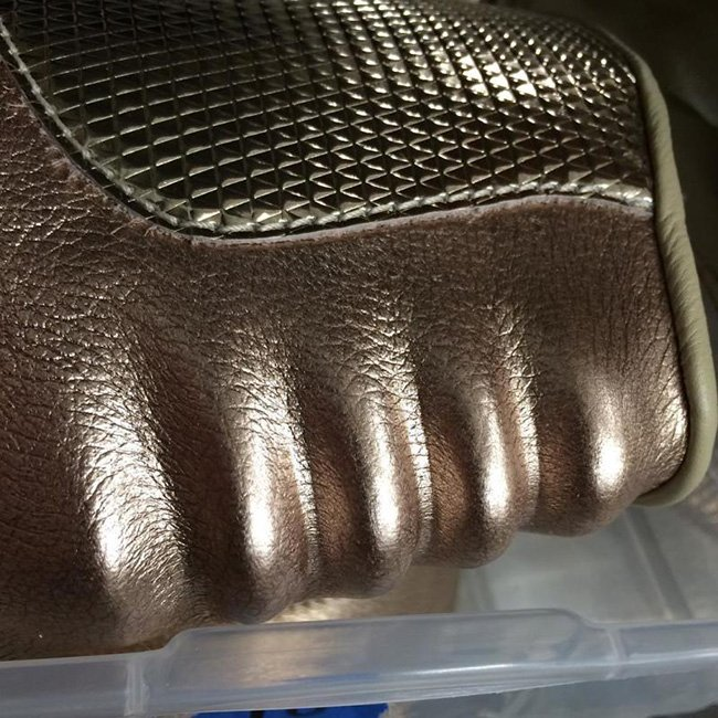 Golden Child Nike Air Yeezy 2 John Geiger