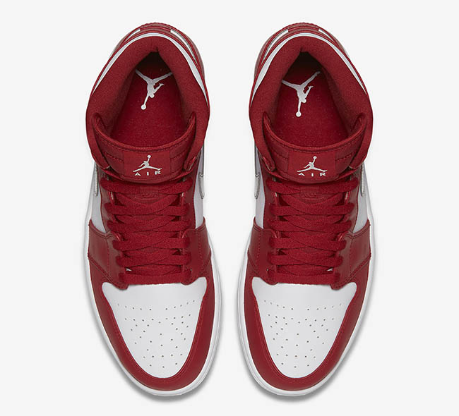 Gym Red Air Jordan 1 High Olympic