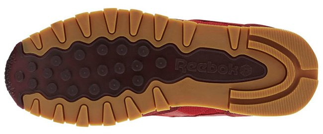 Kendrick Lamar Reebok Classic Leather Perfect Split Red