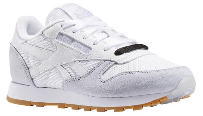 Kendrick Lamar Reebok Classic Leather Perfect Split Womens White