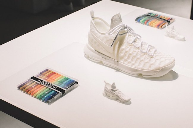 Kevin Durant Nike 852 x KD Exhibition