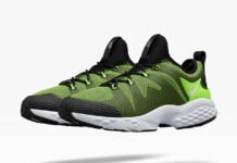 Kim Jones NikeLab Air Zoom LWP Black Neon