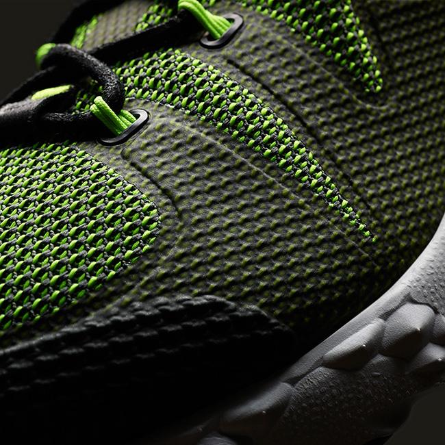 Kim Jones NikeLab Air Zoom LWP Black Neon