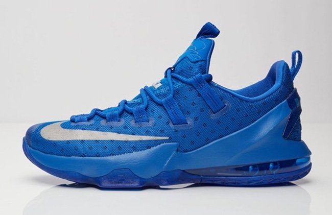 LeBron 13 Low Game Royal