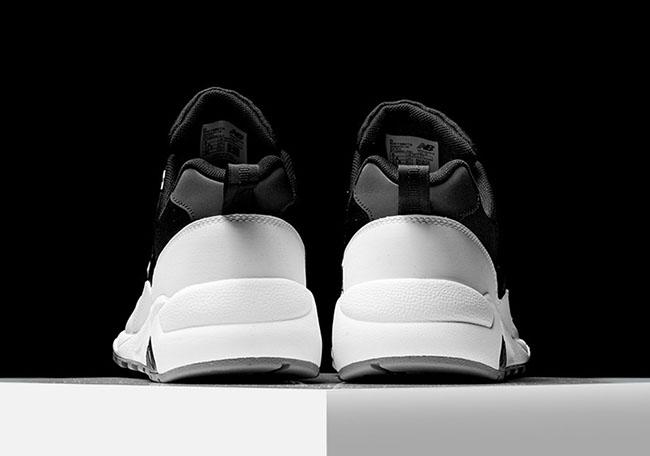 New Balance 580 Re-Engineered Tuxedo Black White