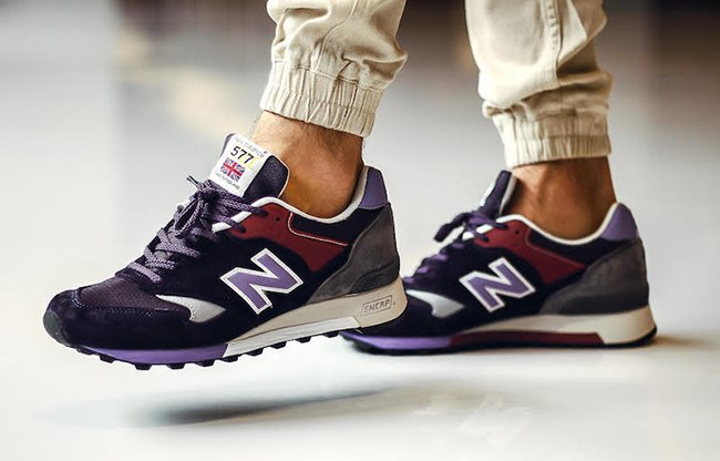 New Balance M577 English Tender Dark Purple