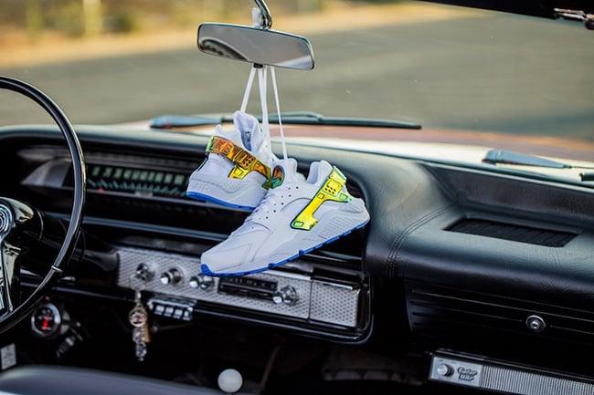 Nice Kicks x Nike Air Huarache Lowrider   SneakerFiles