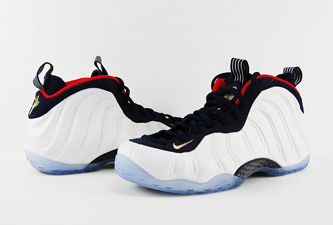 Nike Air Foamposite One Olympic USA Review On Feet