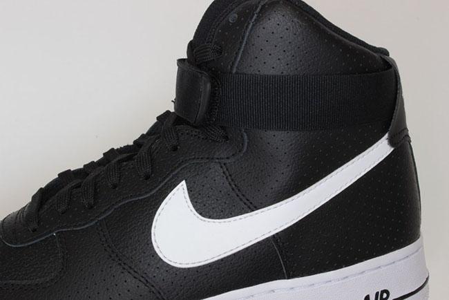 Nike Air Force 1 High Black White Dream Team 1992