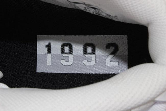 Nike Air Force 1 High White Black Dream Team 1992