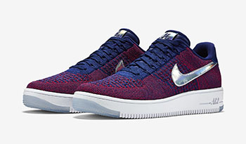 Nike Air Force 1 Low Flyknit USA