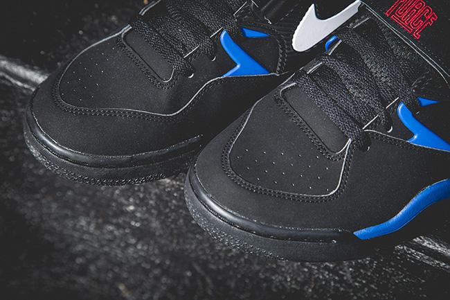 Nike Air Force 180 OG Black Royal Red 2016
