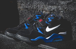 Nike Air Force 180 OG Black Royal Red 2016
