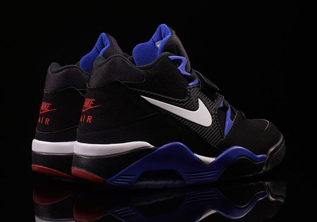 Nike Air Force 180 OG Sport Royal Release