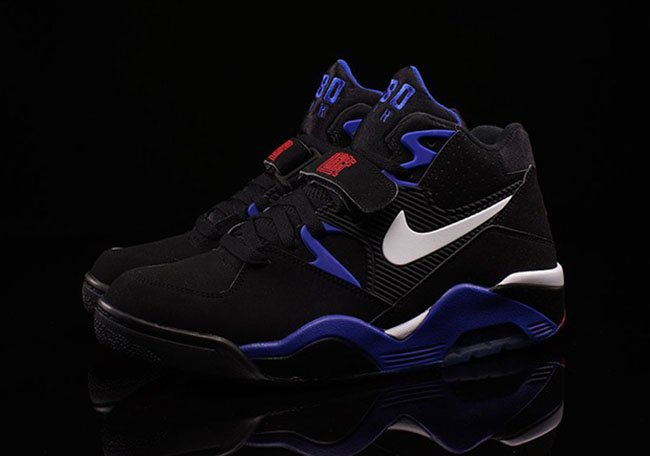 Nike Air Force 180 OG Black Royal Red 2016 | SneakerFiles
