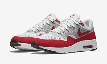 Nike Air Max 1 Ultra Flyknit OG Red