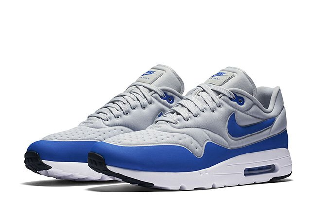 Nike Air Max 1 Ultra SE Pure Platinum Game Royal  f11542c7e