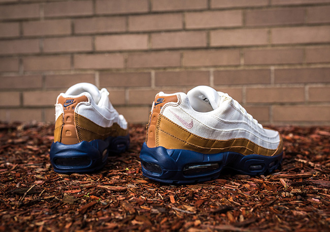 nike air max 95 ale brown