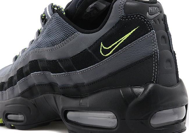 Nike Air Max 95 Black Grey Neon