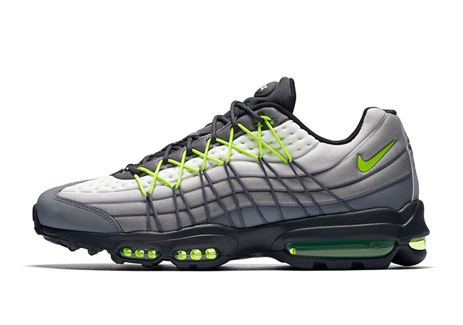 61b8e460ad486c Nike Air Max 95 Ultra SE Neon