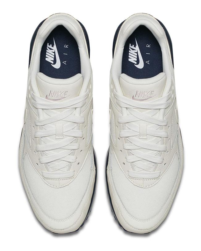 Nike Air Max BW White Brown Navy
