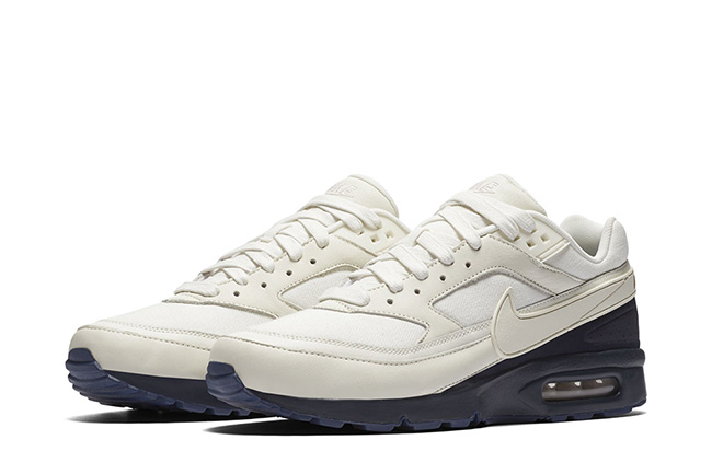 huge selection of 02a52 a7e75 Nike Air Max BW White Brown Navy