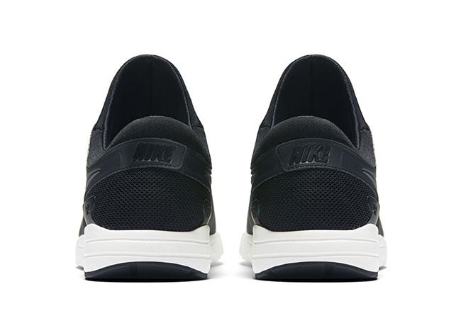 Nike Air Max Zero Black White