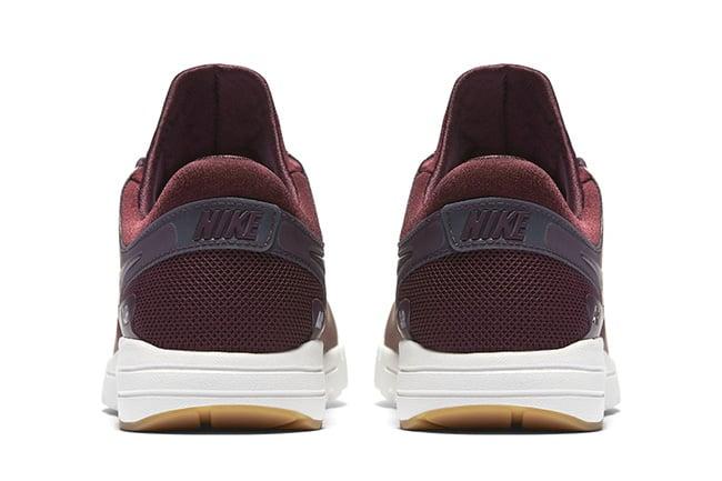 Nike Air Max Zero Burgundy Gum