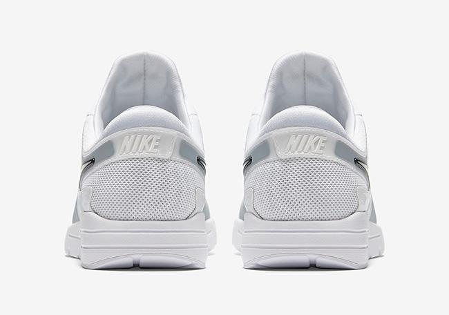 Nike Air Max Zero Wolf Grey White