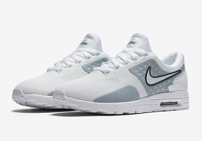 Nike Air Max Zero Wolf Grey White  5fdbfdd5e