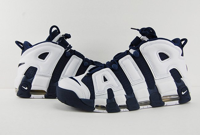Nike Air More Uptempo Olympic 2016 Review