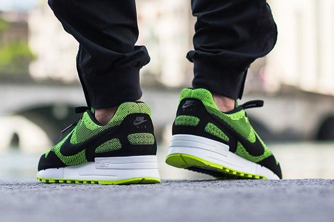 Nike Air Pegasus 89 Jacquard Volt Black