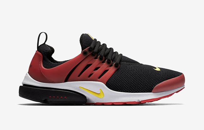 Nike Air Presto Red